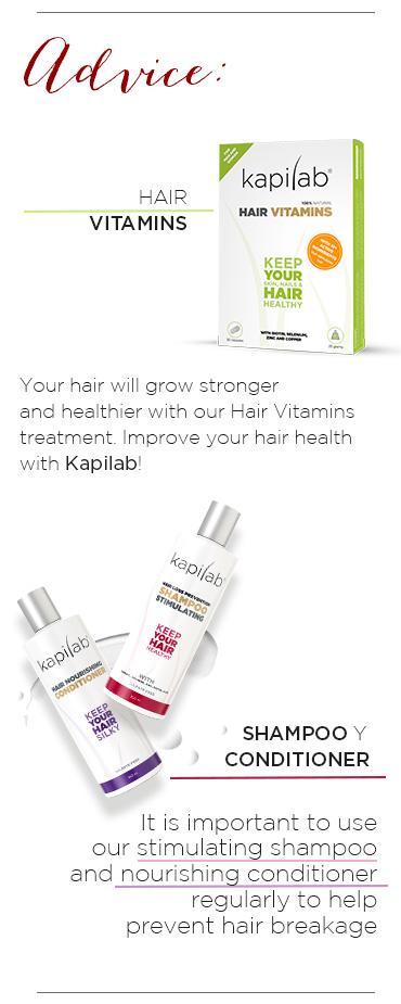 Productos para mejorar la salud del cabello Kapilab